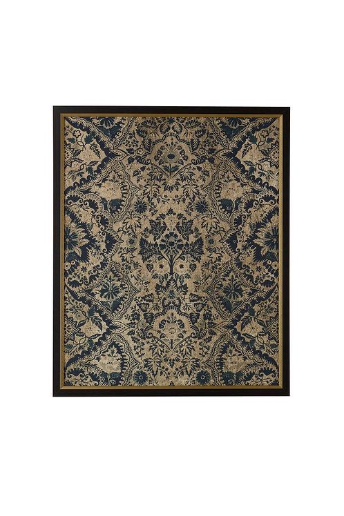 Baroque Tapestry In Indigo