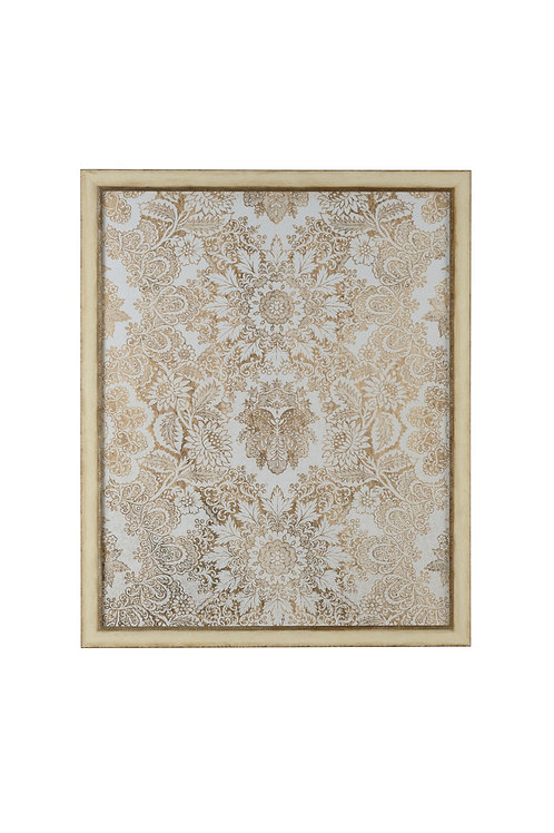 Baroque Tapestry In Gold