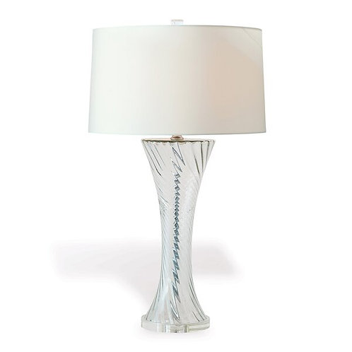 Bella Clear Table Lamp