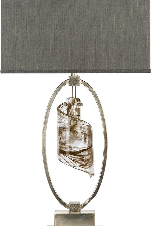 Appian Way Glass Table Lamp