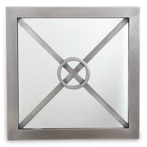Blake Gunmetal Mirror