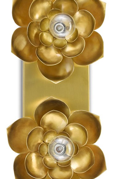 Blossom Two-Light Wall Sconce