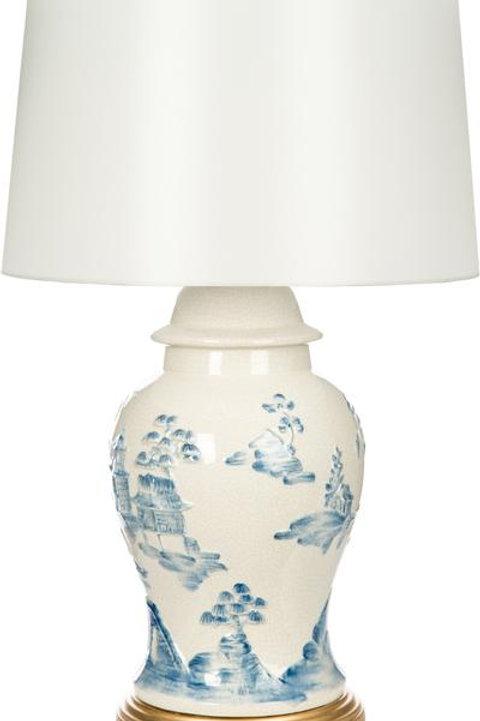 Asia Minor Table Lamp