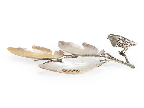 Bird And Shell Tray