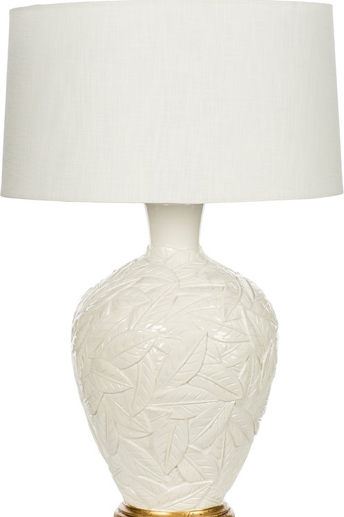 Artic Leaves Table Lamp