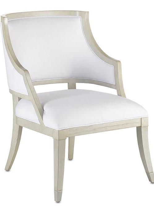 Brandy Muslin Chair