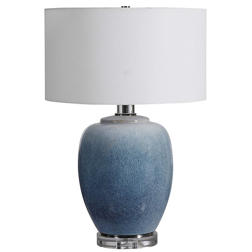 BLUE WATERS TABLE LAMP