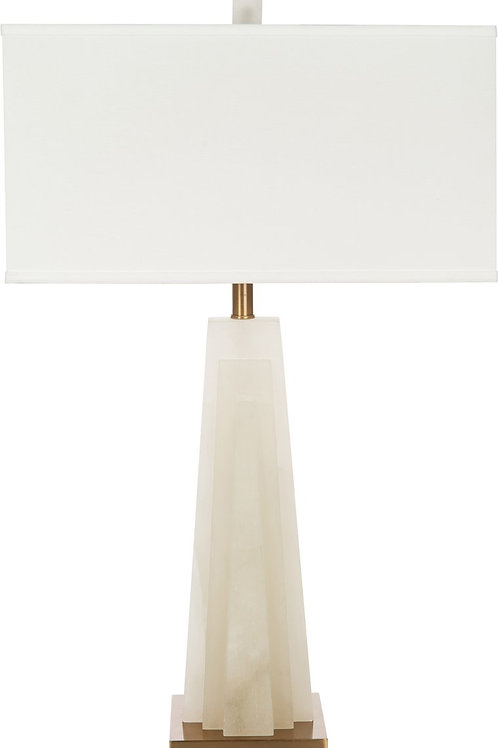 Aviano Alabaster Table Lamp