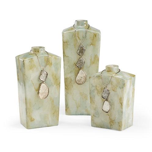 Bijou Vases set of 3