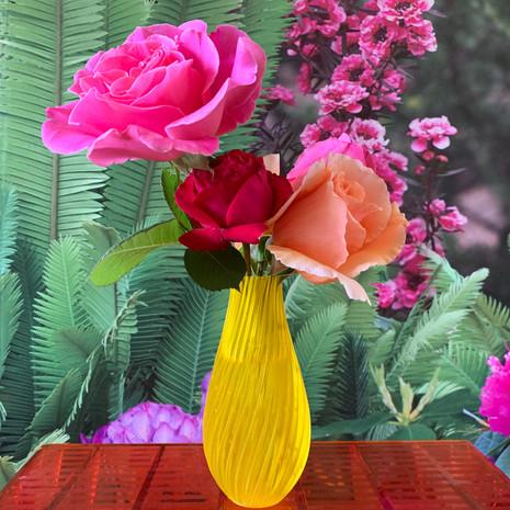 Dewdrop  Vase