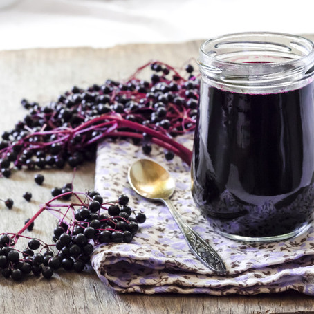 The Powerful Immune Boosting Benefits of Elderberry