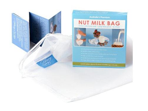 Nut Milk Bag - Living Synergy