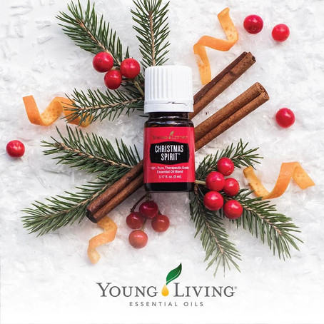 Christmas Spirit - Essential Oil Spotlight