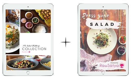 Dress Your Salad + The Salad Challenge Collection