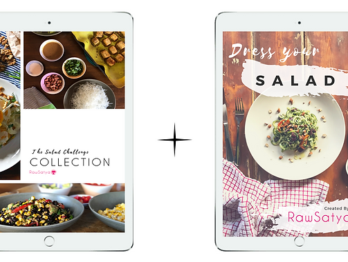 Dress Your Salad + The Salad Challenge Collection