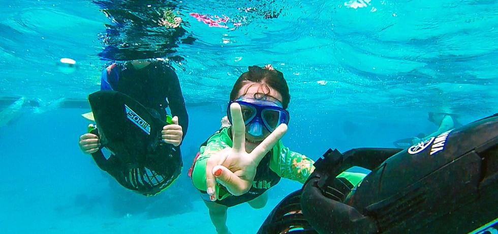 Lagoon Discovery Family Fun