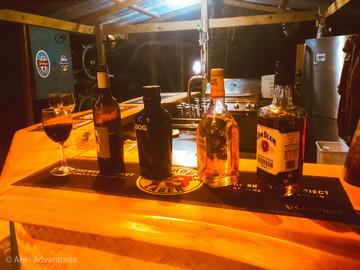 Smugglers Cove Bar