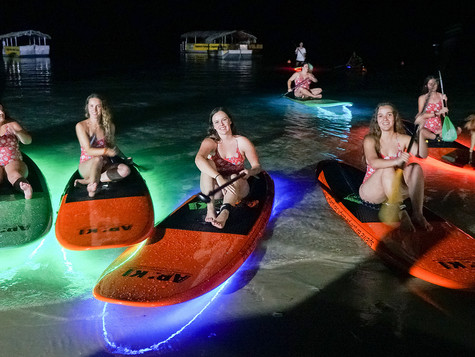 Night Paddle Tours