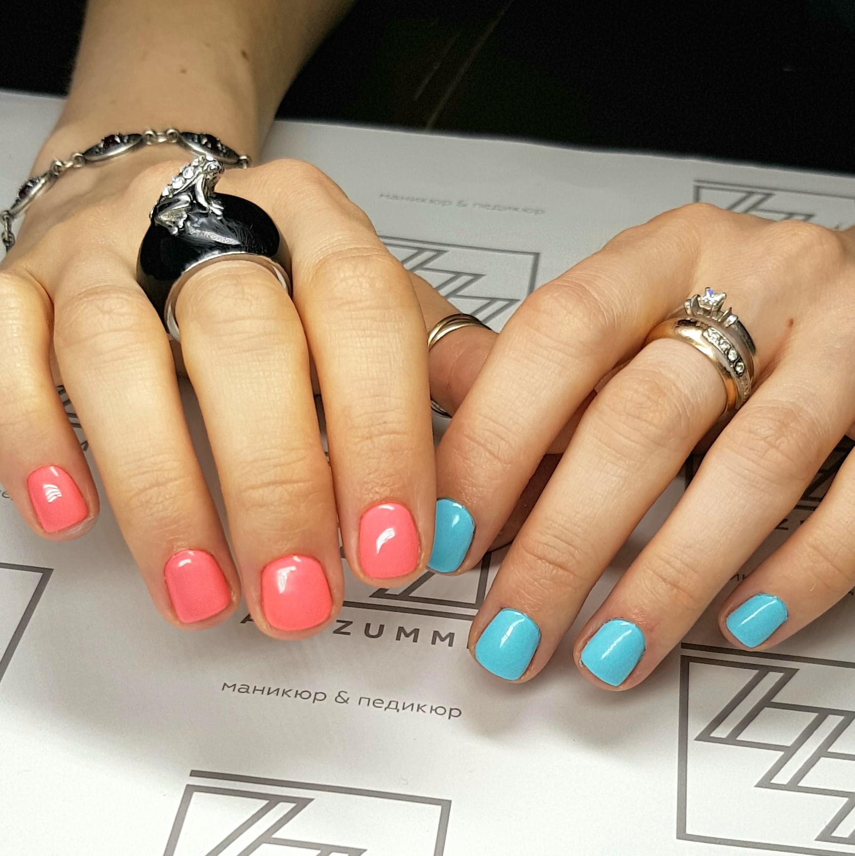 Azzzummi_nails_ 1905_розовыйиголубой