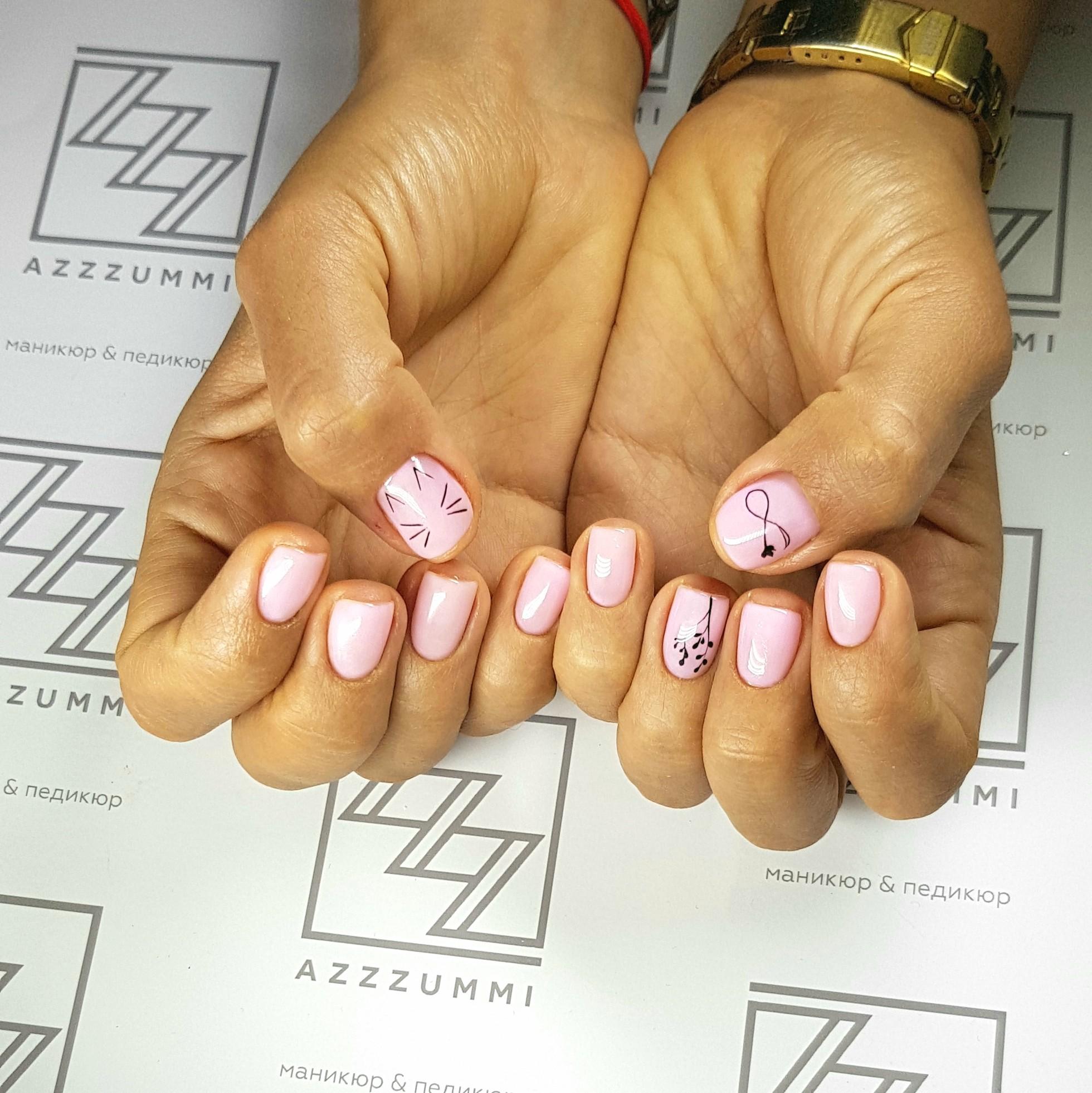 Azzzummi_nails_ 1905_котики