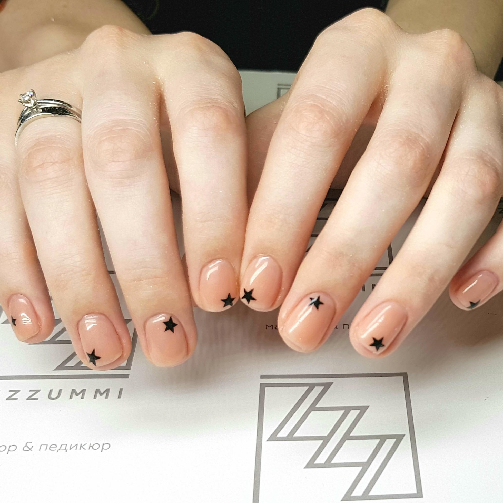 Azzzummi_nails_ 1905_звезды (2)