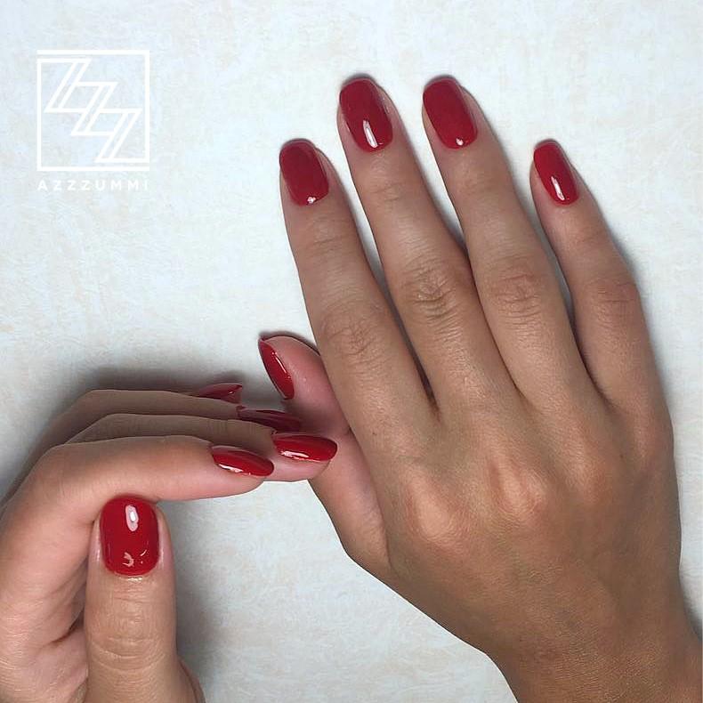 Azzzummi_nails_ 1905_крнсый