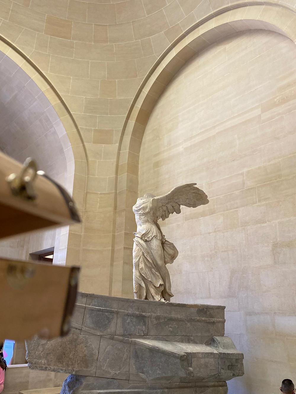 Samocrace au Louvre
