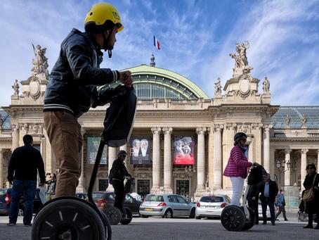 Votre été à Paris : des balades en transports originaux