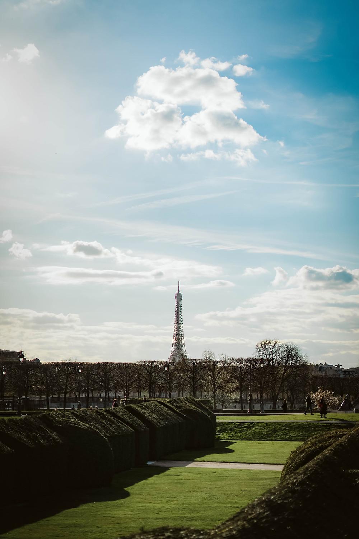 Louvre Paris Tour Eiffel