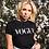 Thumbnail: Black Vogue T-shirt