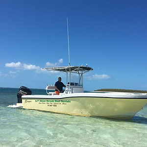 Abaco Dorado Boat Rental Customer Visits