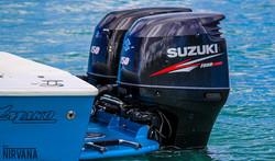 27' Mako engine