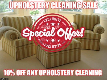 Why upholstery cleaning should be on your Kentucky homes upkeep checklist