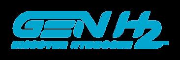 Gen H2 - Discover Hydrogen - Logo - Tran