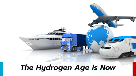 The Hydrogen Age is Now