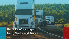 The 3 T's of Hydrogen: Trash, Trucks, and Transit