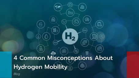 4 Common Misconceptions About Hydrogen Mobility