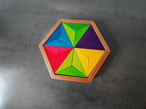 TAGRAM Hexagone