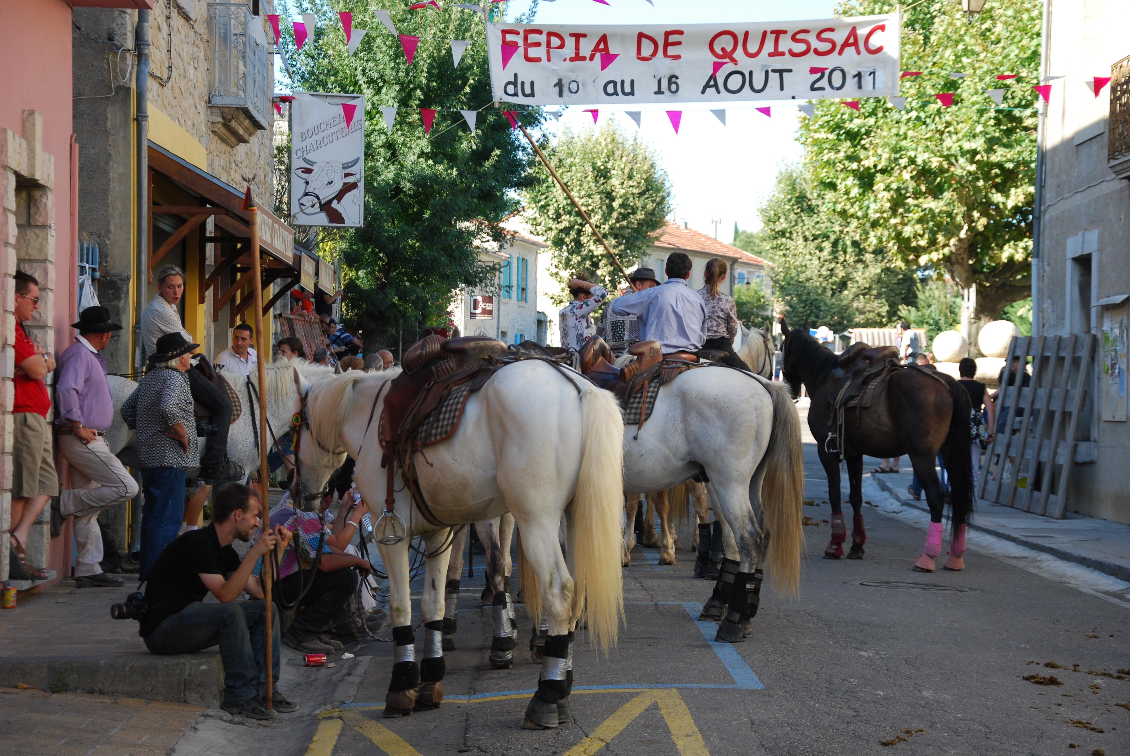 Quissac Feria