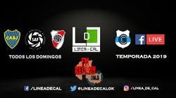 LINEA DE CAL