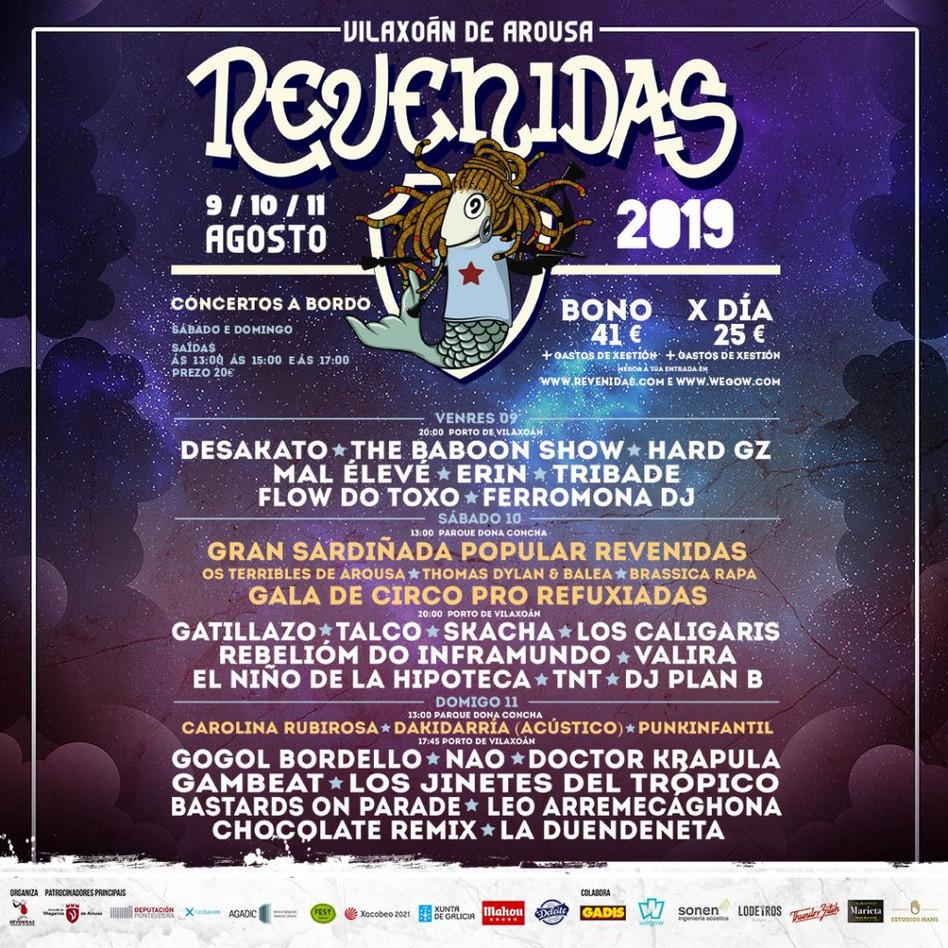 Festival Revenidas 2019