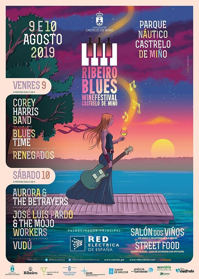 Ribeiro Blues Wine Festival