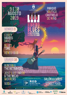 Ribeiro Blues Wine Festival