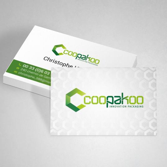 Carte de visite - Coopakoo