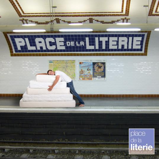 Bannière - Place de la Literie