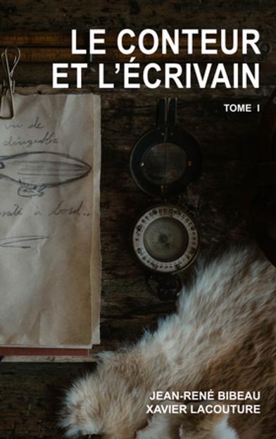 Le conteur et l_écrivain - Lacouture Bi