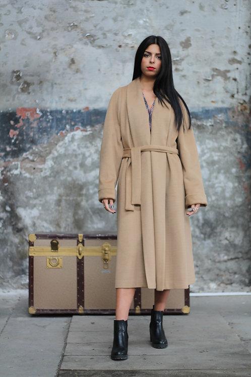 Cappotto con cintura - JSLF