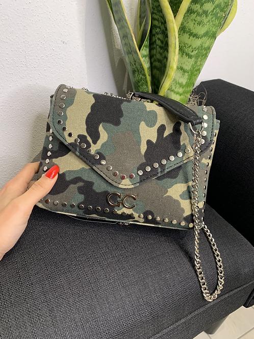 Mini Bag profile militare - Gio Cellini