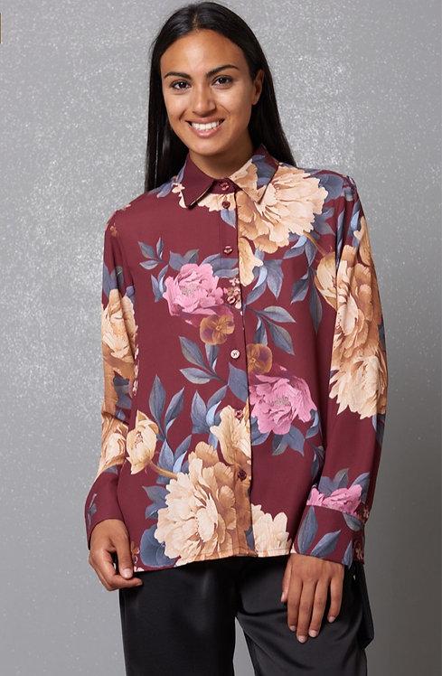 Camicia st. floreale - Kikisix