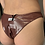 Thumbnail: Bikini Margot laminato mattone - Matinée